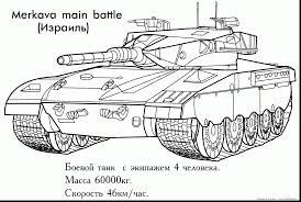 Excellent Tanks Coloring Pages Next Image With Tank And Printable