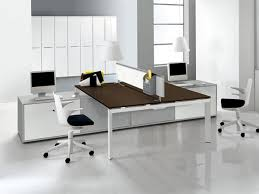 Furniture All White Modern fice Furniture Pods With White