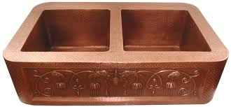 Eljer Undermount Bathroom Sinks by Kitchen Discount Copper Farmhouse Sinks Round Copper Sink