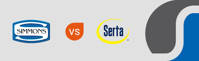 simmons vs serta which mattress brand dominates