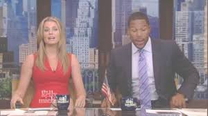 Kelly Ripa And Michael Strahan Halloween 2015 by Dufnering