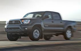 100 2012 Truck Of The Year Of The Contender Toyota Tacoma Motor Trend