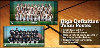 High Definition Team Poster