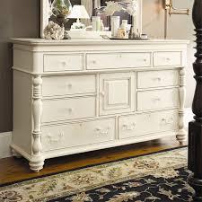 Wayfair Dresser With Mirror by Paula Deen Home Steel Magnolia 9 Drawer Combo Dresser U0026 Reviews