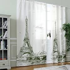 tissus pour rideaux pour salon ready made fenêtre traitements