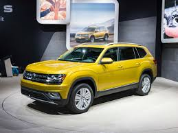 2018 Volkswagen Atlas Revealed | Kelley Blue Book