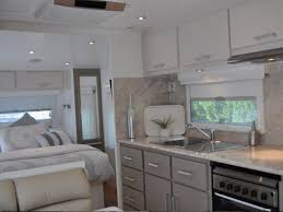 Modern Caravan Renovation Ideas Home