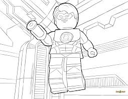 Lego Marvel Coloring Sheets Colouring Pages To Print Kids