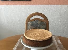 mandarinen quark kuchen mit baiserhaube