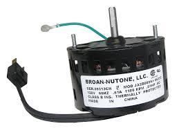 Nutone Bath Fan Motor by Nutone S86323000 Bathroom Fan Motor Amazon Com