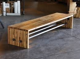 Interior Beautiful Industrial Entryway Bench A Frame By Vintage Furniture Modern Rustic Entry Lovely Style