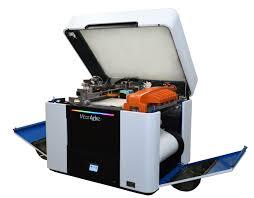 MCor ARKe Consumer Full Color 3D Printer Open