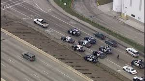 100 Truck Stop In Houston Tx RAW VIDEO Leads Police On Chase Out Of Southeast