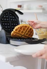 Easy Vegan Pumpkin Pancake Recipe by Vegan Pumpkin Waffles Recipe Love And Lemons
