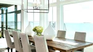 Beach Dining Room House Table Alluring Best