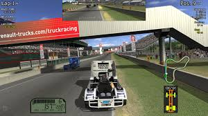 100 Truck Race Games Racing By Renault S Game Screenshots At Riot Pixels Images