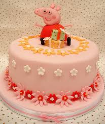 peppa pig cake decorations peppa pig cake decorations scary