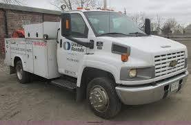 100 Truck Rentals Chicago 2006 Chevrolet C5500 Service Truck Item E7115 SOLD Frid