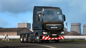 100 Euro Truck Simulator 2 Adds New Man TGX American