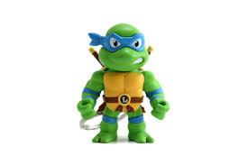 100 Teenage Mutant Ninja Turtle Monster Truck Jada Diecast TMNT S 2 Keychains Leonardo