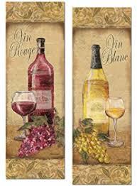 Wine And Grapes Kitchen Decor by Amazon Com 3 Wine Grape Art Prints Tuscany Posters Kitchen Decor