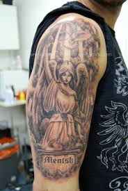 Angel Tattoos And Designs