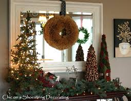 Rustic Christmas Decorating Ideas Nice Home Design Marvelous And Furniture