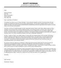 Professional Letter Format Professional Cover Letter Format General