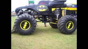 100 Monster Truck Batman Awesome Monster Truck YouTube