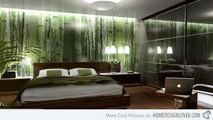 15 Refreshing Green Bedroom Designs