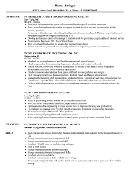 Cash & Trade Processing Analyst Resume Samples | Velvet Jobs College Research Essay Buy Custom Written Essays Homework Top 10 Intpersonal Skills Why Theyre Important Good Skill For Resume Horiznsultingco Soft Job Example Open Account Receivable Shows Both Technical And Restaurant Manager Resume Sample Tips Genius Professional Makeup Artist Templates To Showcase Your Talent 013 Reference Letter Nice How To Write Examples By Real People Ux Designer Skill Categories