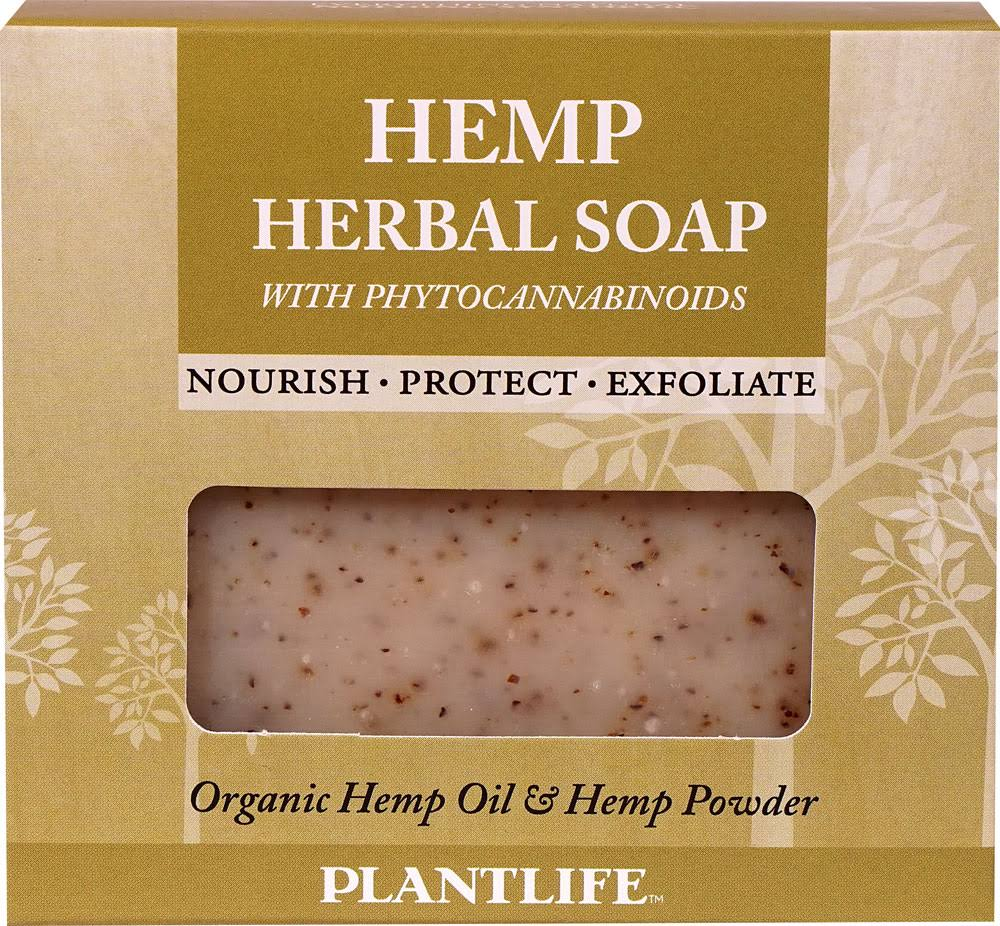 Plantlife Hemp Natural Bar Soap - 4.5oz
