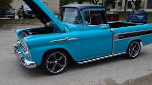 1958 Chevrolet Cameo Pickup Start & Run (External) - YouTube 1957 Chevrolet Cameo Carrier 3124 Halfton Pickup Chevrolet Cameo Streetside Classics The Nations Trusted 1955 Pickup Truck Stock Photo 20937775 Alamy Rare And Original Carrier Pickup Sells For 1400 At Lambrecht Che 1956 3100 Volo Auto Museum 12 Ton Chevy Cameo Gmc Trucks Antique Automobile Club Of Sale 2013036 Hemmings Motor News On The Road Classic Rollections 1958 Start Run External Youtube Chevy Forgotten Truckin Magazine