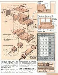 1791 wooden truck and trailer plan wooden toy plans wooden toy