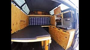 100 Truck Canopy Seattle How To Make A Cheap Homemade Camper Start To Finish DIY