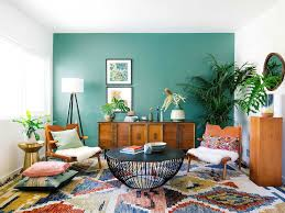 100 Living Rooms Inspiration Fresh Accent Wall Room Decorating Ideas Real Simple House N