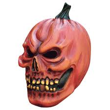 Scary Halloween Half Masks by Scary Pumpkin Horror Mask Cappel U0027s