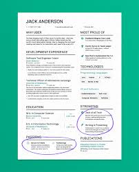 Enhancv 7 Mistakes That Are Common In College Students Resumes And How To Fix Them