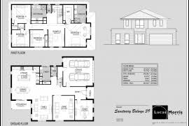 Floor Plan Template Powerpoint by Floor Plan For A Simple House Home Act