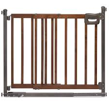Amazon.com : Summer Infant Step To Secure Wood Walk-Thru Gate ... Amazoncom Summer Infant Deluxe Stairway Simple To Secure Wood Gate For Top Of Stairs With Banister The 6 Baby Gates Regalo Extra Tall 2754 With Swing Door Ideas Mounting Hdware All The Best Multiuse Walkthru Of Metal Sure Customfit 9198 Toddler Multi Use Walk Thru White Youtube 33 In And Stair Dual Deco