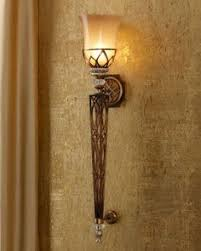 interior lighting fixtures oval torch wall sconce lighting