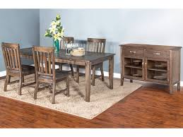 Reno Extension Dining Table Set