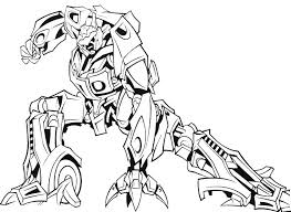 Transformers Coloring Pages And Book