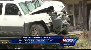 100 Truck Crashes Video Pickup Truck Crashes Into House