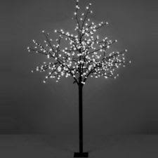 3ft Pre Lit Blossom Christmas Tree by Led Outdoor Christmas Tree Ebay