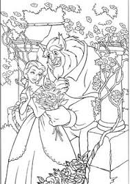 The Best With Princess Belle Coloring Pages