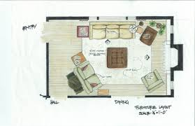 Formal Living Room Furniture Placement by Create A Room Layout