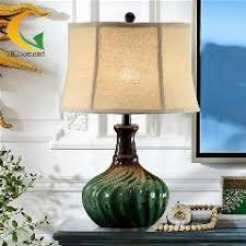 Ceramic Table Lamps For Bedroom by American Country Living Room Table Lamp Creative Green Vintage