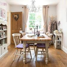 Cottage Dining Room Country Cottage Dining Rooms Shabby Chic With A