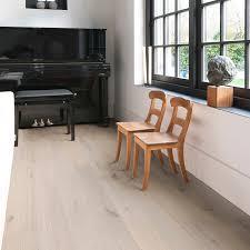 Calista Smoked White Oak Wood Flooring